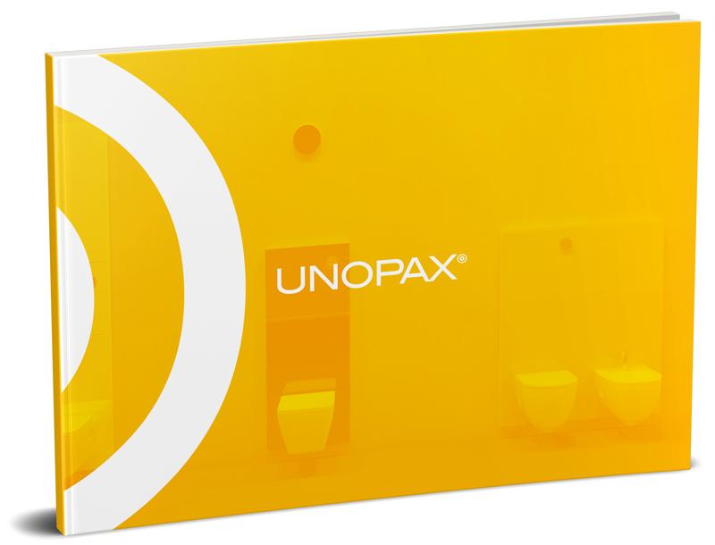 UNOPAX brosjyre